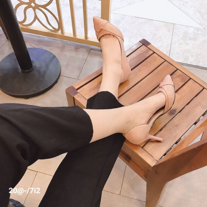 Giày cao gót nữ - xưởng sỉ giày dép Hùng Phát