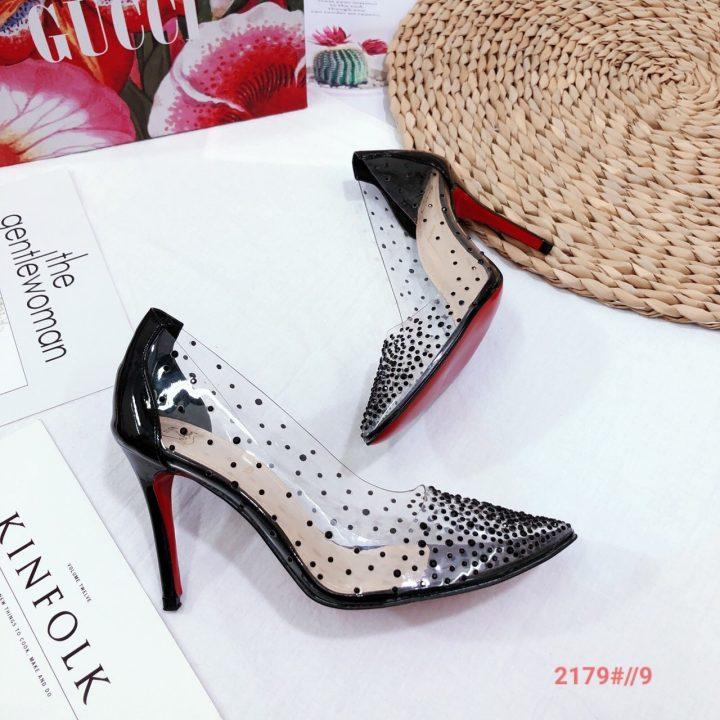 sỉ giày cao gót Quảng Châu - xưởng sỉ giày Hùng Phát
