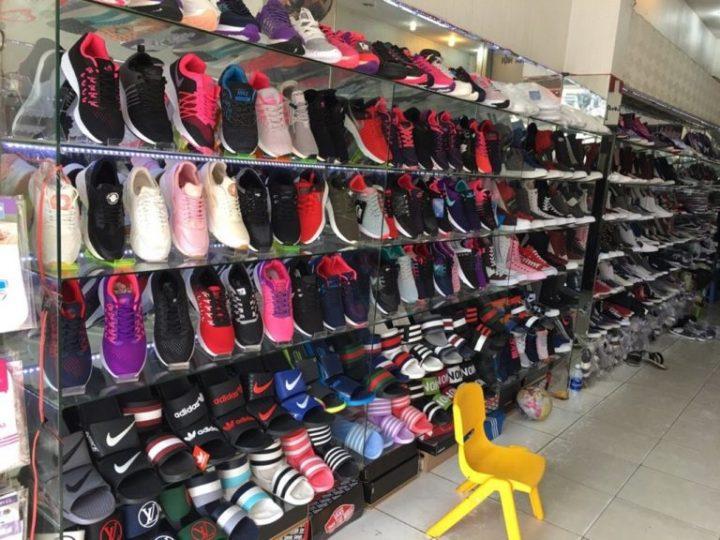 kinh doanh giay dép - xưởng sỉ giày Hùng Phát