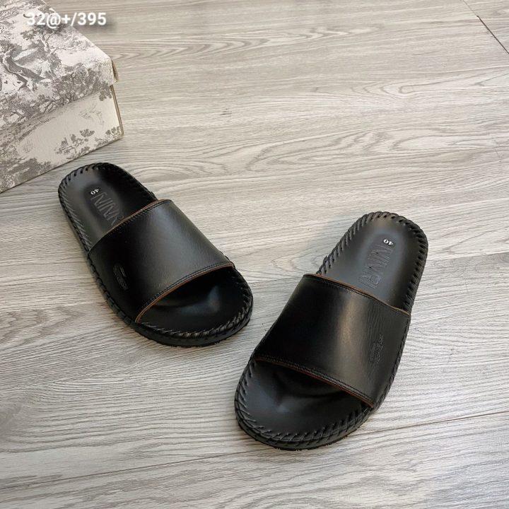 Dép quai da trơn - Xưởng sản xuất giày dép da Phương Anh